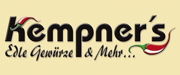 Kempner's – Edle Gewürze & Mehr …